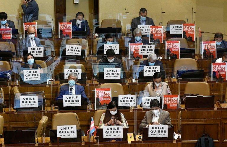 Cámara de Diputados aprobó proyecto que busca anular actual Ley de Pesca