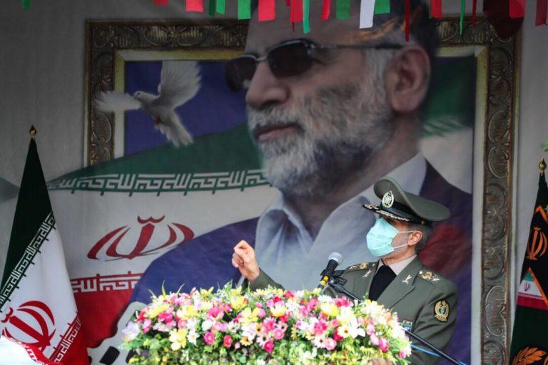 Irán denuncia que una 'ametralladora inteligente controlada por satélite' mató a científico nuclear