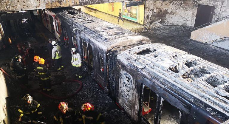 Gobierno interpone recurso de nulidad por tío y sobrino absueltos por incendio Metro Pedreros