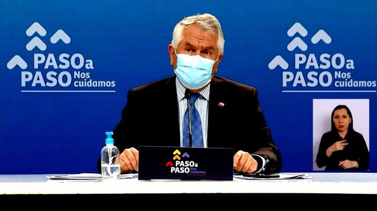"""Lo que faltaba ahora Ministro de Salud reconoce """"Hemos tenido mucho más enfermos que lo que podemos detectar con la PCR"""""""