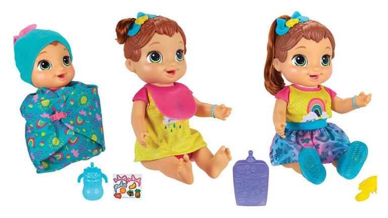 La primera muñeca que crece de verdad mientras tus niñas juegan con ella