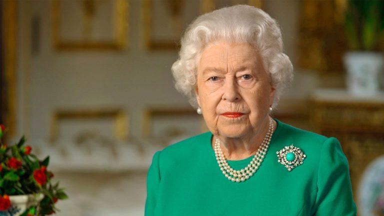 """""""Isabel II en primer plano"""" por National Geographic"""