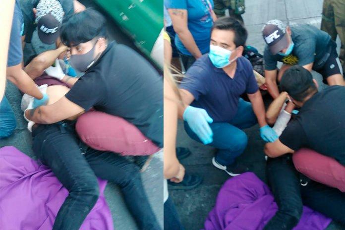 ACTUALIZADO ///Una persona muerta y 4 heridos deja balacera en feria navideña en Maipú