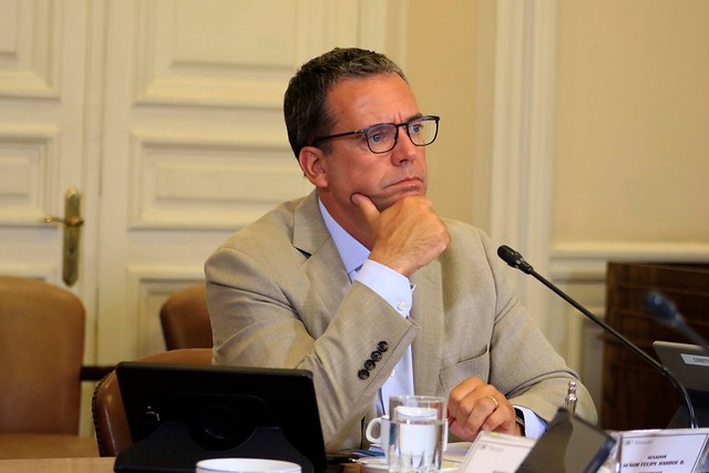 """Harboe por proyecto contra el crimen organizado: """"Es más de lo mismo"""""""