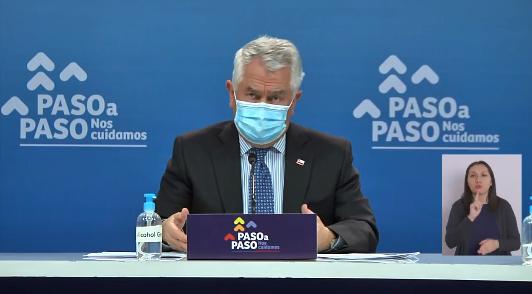 Paris defiende a brazo partido a Pdte. Piñera tras nuevo episodio en que no usó mascarilla en actividad pública