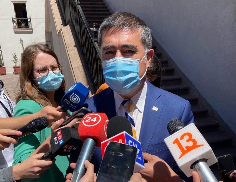 Desbordes acusó a dirigentes de oposición por mentir y desinformar en caso Panguipulli para desmantelar a Carabineros