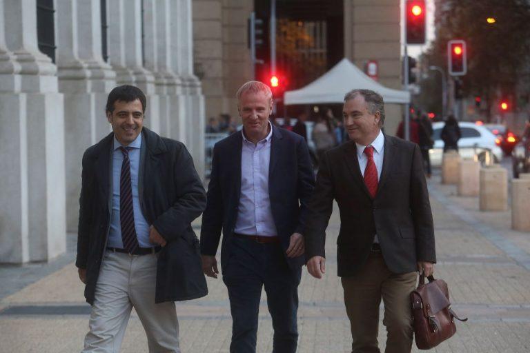 Parlamentarios de Evópoli por Araucanía reanudan relaciones con el Gobierno