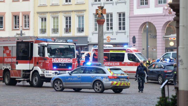 Se repite: por atropello en Alemania mueren varias personas y más de 15 quedan heridas