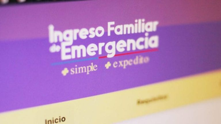 """Harboe pide al Pdte.  Piñera """" implementar un nuevo IFE y un paquete de ayuda social"""""""