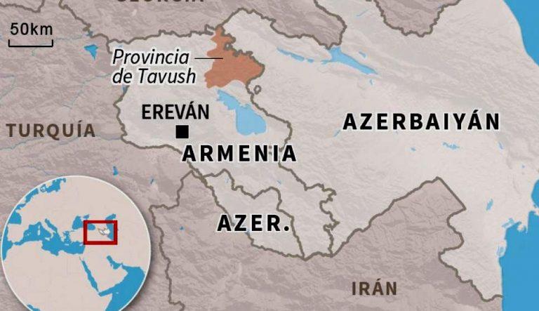 Grupo de Minsk celebra cese de las hostilidades en Nagorno-Karabaj, territorio azerí ocupado por Armenia