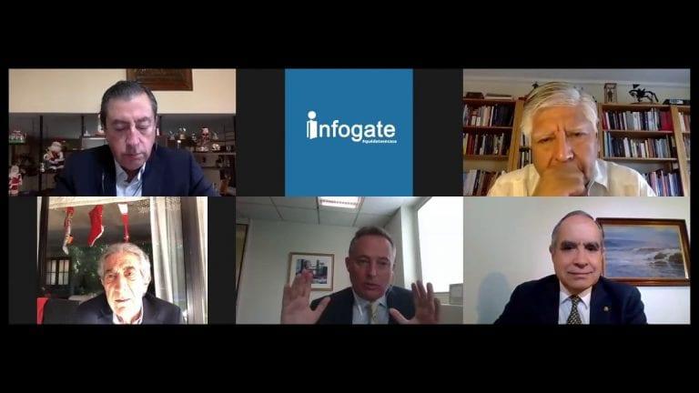 Las Cartas sobre la Mesa: Entrevista Embajador Reino Unido y análisis de la agenda nacional