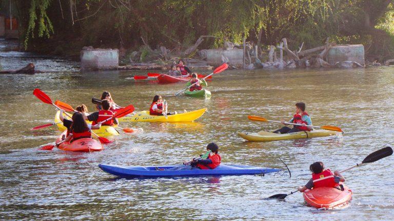 Parque el Trapiche de Peñaflor reabre sus puertas al público