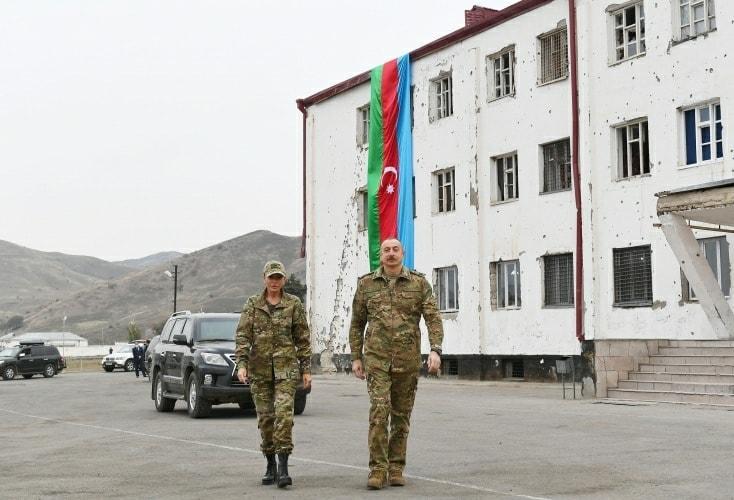 """La victoria de Azerbaiyán sobre Armenia y la recuperación de sus territorios ocupados: """"El comandante y sabio Presidente Ilham Aliyev nos convirtió en una nación victoriosa y creó nuevas realidades en la región"""""""