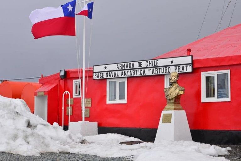 150 chilenos y personal de 5 bases extranjeras fueron evacuados tras alerta de tsunami en la Antártica