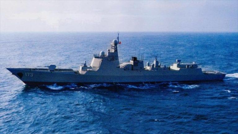 China envía flota naval y FFEE al Golfo de Adén