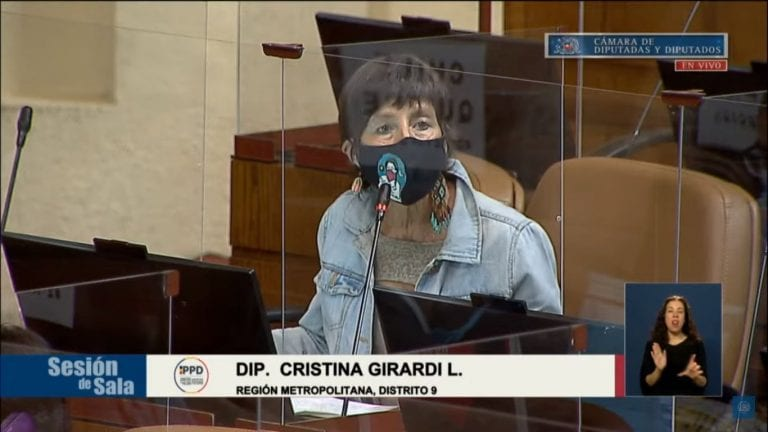 Cristina Girardi pidió a la Junaeb investigar muerte de funcionario en la Región de Atacama