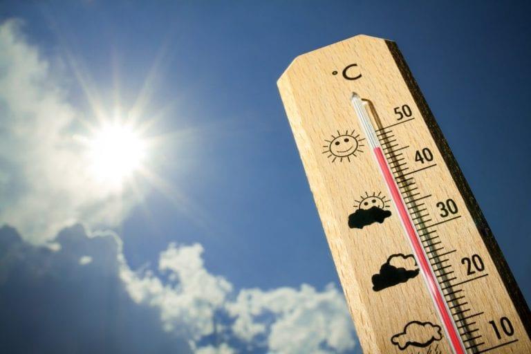 Olas de calor en Chile aumentaron de 9 a 62 en las últimas diez temporadas