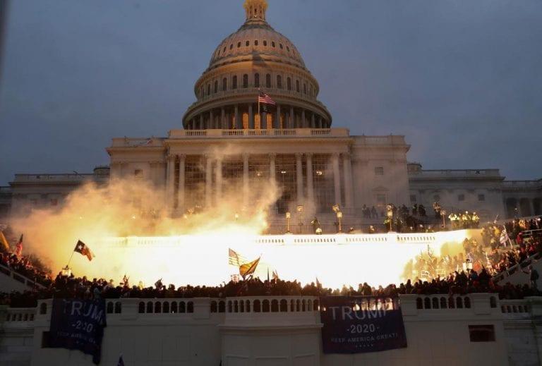Tarud culpa a Trump por lo ocurrido en el Capitolio y ve un posible estallido de violencia