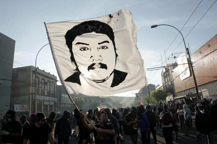 A 16 años de cárcel fue condenado exCarabinero que asesinó a Camilo Catrillanca