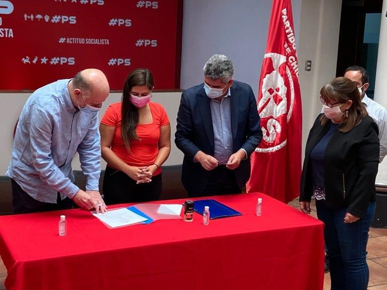 Paula Narváez ratificada como candidata presidencial única del PS