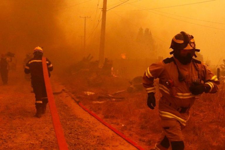 Fiscalía de Quilpué inicia investigación por incendio forestal mientras Conaf asegura que siniestro es intencional