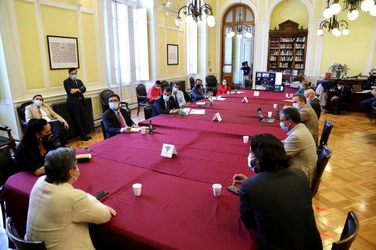 ¿Se acabó el diálogo de oídos sordos? Gobierno y Congreso dan fuerte impulso conjunto a la discusión de agenda de seguridad