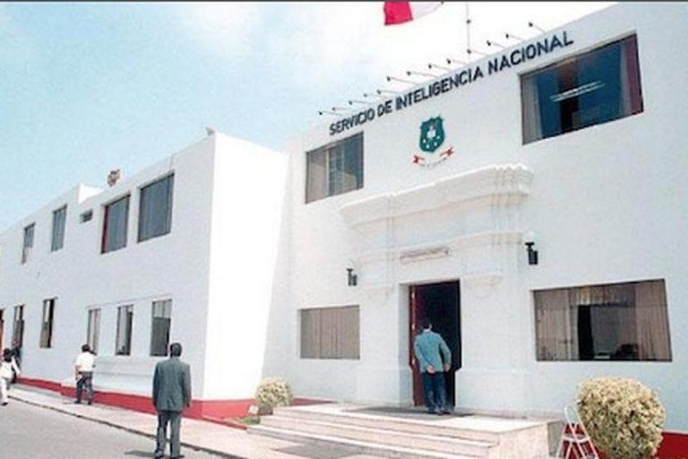 Gobierno peruano aceptó la renuncia del jefe de la Inteligencia Nacional