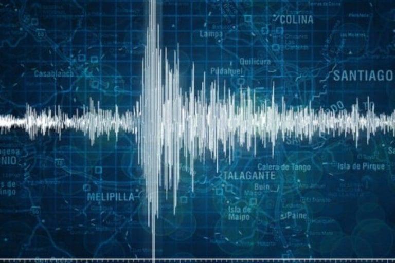 Sismo de menor intensidad entre las regiones de Valparaíso y Ñuble