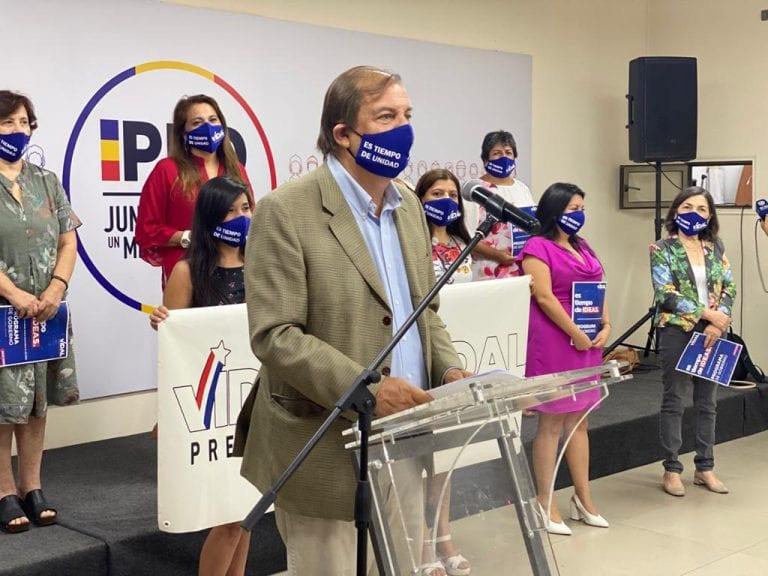 """Los """"nuevos"""" rostros de siempre que disputarán ser el candidato presidencial del PPD"""