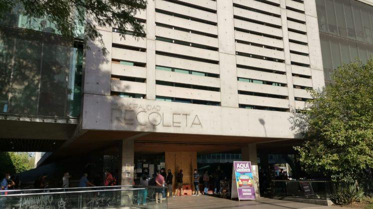 PDI allana Municipalidad de Recoleta en el marco del caso Luminarias Led