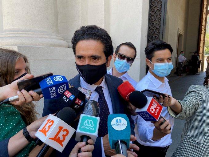 """Diputado Durán (RN) le responde a Briones por crítica al retiro del 10%: """"Por algo llegamos a eso"""""""