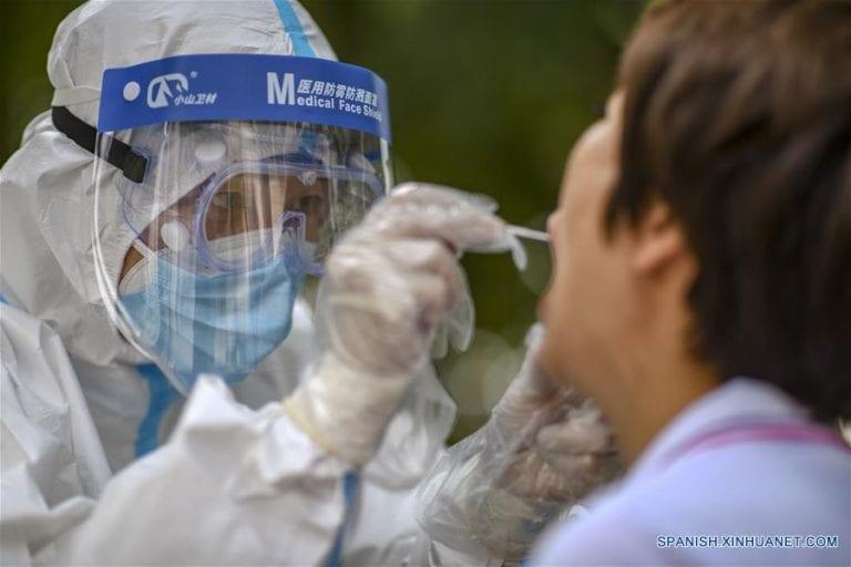 ¿Será la cifra real o parte de ella? China reporta 380 casos del virus al sur de Beijing