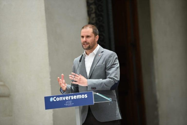 """Bellolio confirma salida de un número """"acotado"""" de autoridades del gabinete para inscribir sus candidaturas de cara a las elecciones del 11 de abril"""