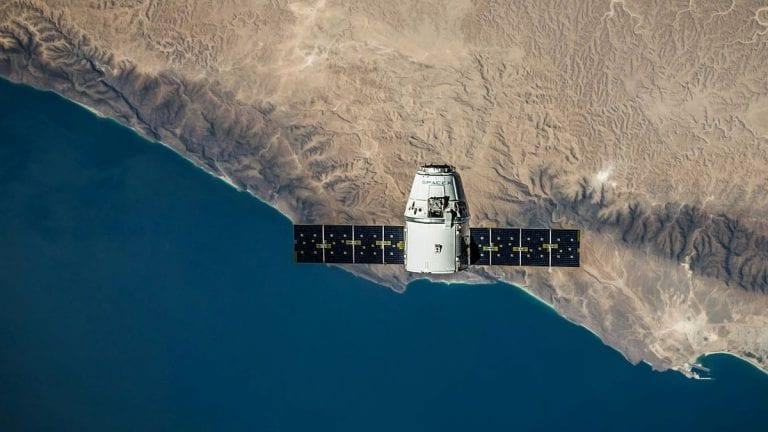 Con satélites de la NASA: Forestales y empresas se preparan ante la posibilidad de un mega incendio