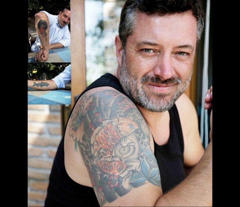 """Tonterías prepresidenciables: Los tatuajes del """"estadista"""""""