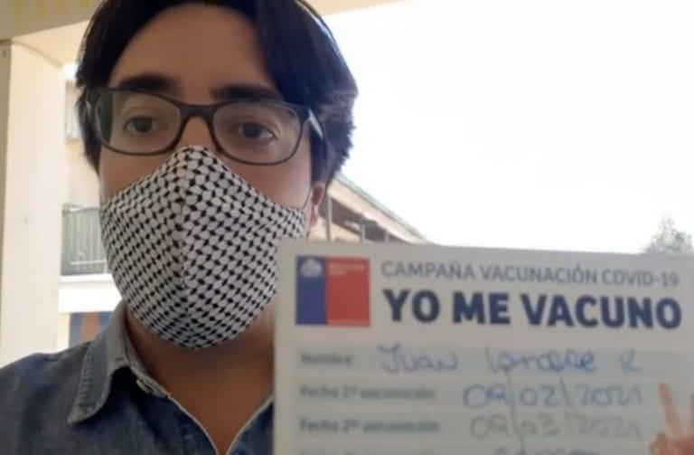 """Daza defiende vacunación temprana de parlamentarios: """"Realizan funciones críticas para el Estado"""""""
