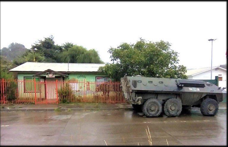 Visiones disímiles: Oposición rechaza militarización de La Araucanía y la derecha la respalda