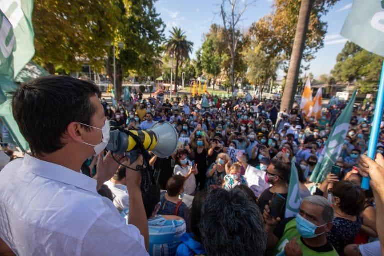 Malestar en Renca tras fallo del Tricel que dejó fuera la repostulación del alcalde Castro