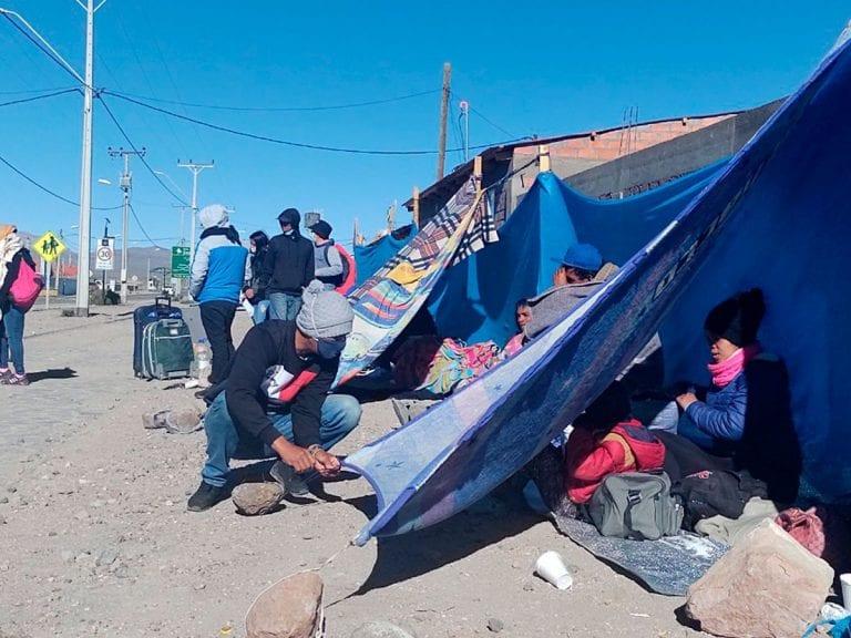 Pese a la crisis migratoria que vive la región de Tarapacá, Delgado viajará recién la próxima semana al norte