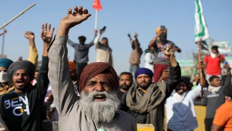Declaración oficial sobre las protestas de los agricultores