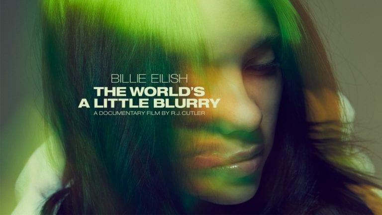 "Apple TV+ presentó el nuevo tráiler del próximo documental, ""Billie Eilish: The World's A Little Blurry."""