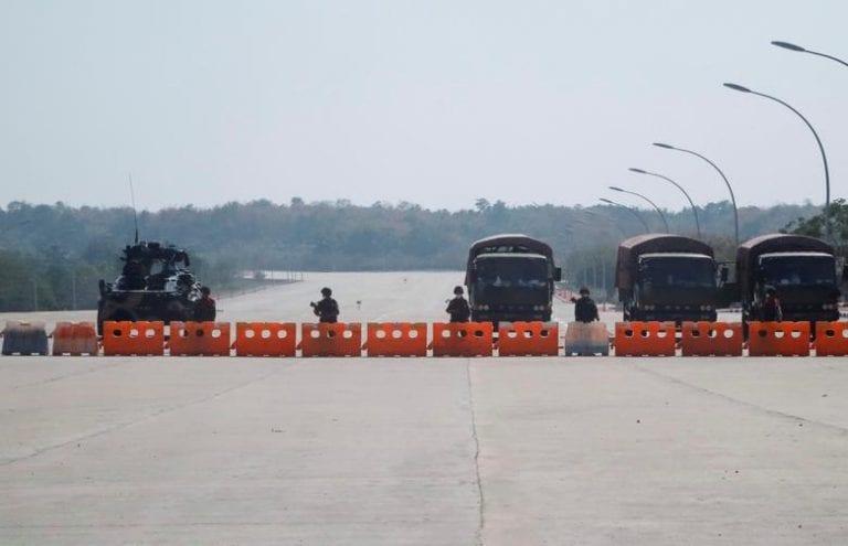 Myanmar/Birmania: Ejército toma el poder y la jefa de Gobierno, Suu Kyi estaría detenida junto a otros funcionarios