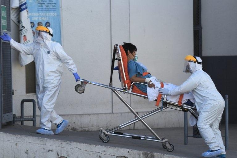 Informe Minsal muestra 1.861 nuevos contagios, 181 fallecidos y positividad a nivel país de 2,69%