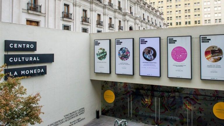 Centro Cultural La Moneda anuncia su reapertura