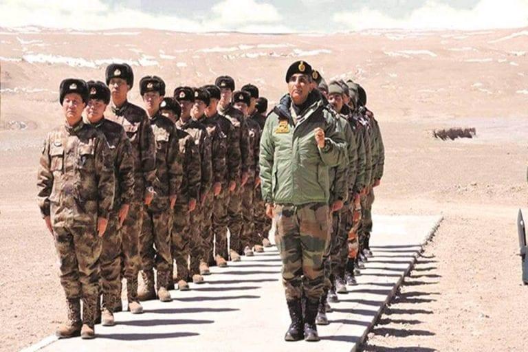 China e India inician retiro de tropas desde zona fronteriza en disputa
