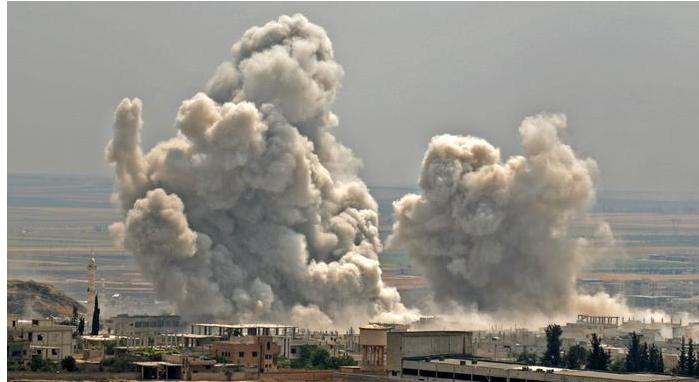 Biden a un mes de asumir, ordena bombardeo a instalaciones de milicias proiraníes en Siria