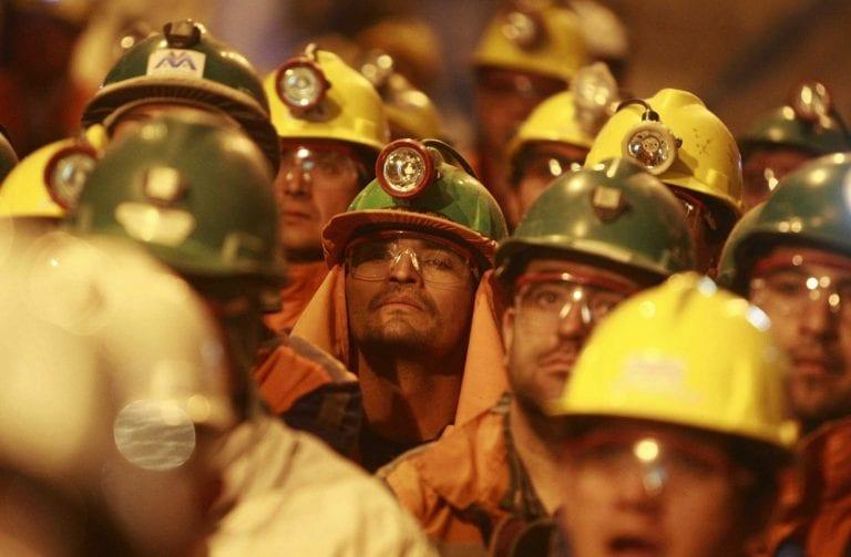 Minería registra el mayor nivel de empleos en nueve meses