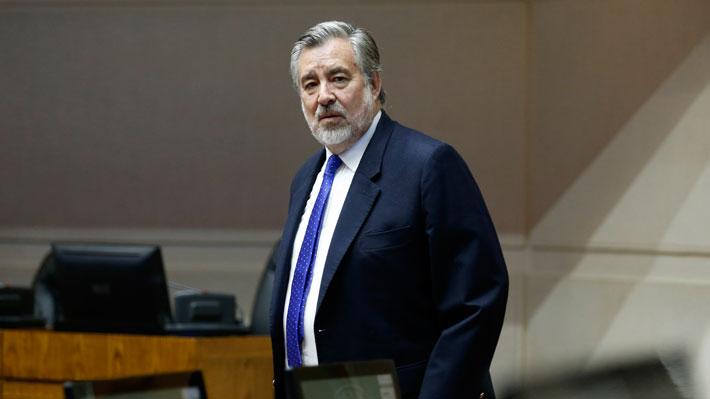 Guillier desatado contra el PS: Acusa de vetarlo para ser miembro de la Comisión de Hacienda del Senado