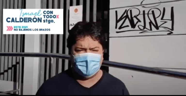 Ismael Calderón: No a la CNI Municipal