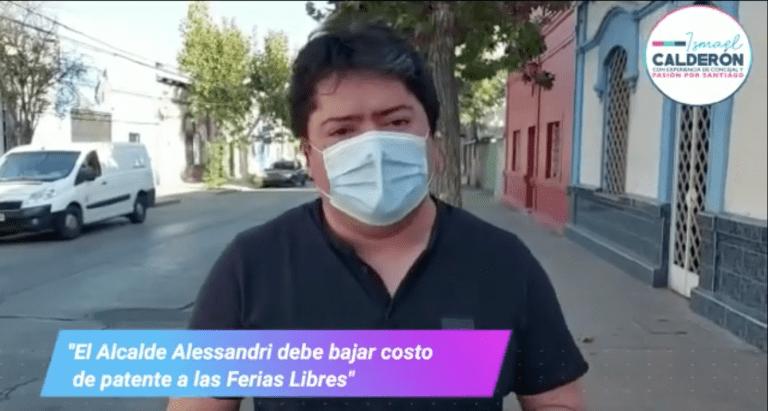 """""""Apoyo a las Ferias Libres"""""""